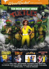 Mutant Ninja and Other Porn Parodies